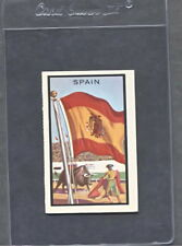 1963 Topps Midgee Flags #82 Spain  (Ex-Mt)  (Flat Rate Ship)
