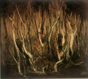 PRO HART PAINTING - The Thicket