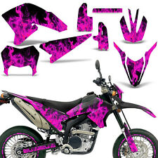 Yamaha Graphic Kit WR 250x WR250 X/R Bike Decal Wrap w/ Backgrounds 07-16 ICE P