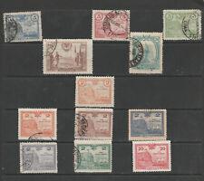Peru Scott# RA1-RA12 Mint & Used 2 Complete Set's