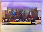Godzilla Bandai 65th Anniversary Mini Figures