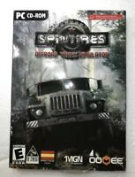 SpinTires Spin Tires Offroad Truck Simulator game PC CD-ROM 16