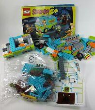 Lego Scooby-Doo The Mystery Machine INCOMPLETE Set 75902 Zeke Zombie Bricks 2015