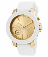 Brand New Nixon The Raider Watch - Womens White/Gold A317111