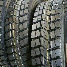 4-TIRES 1200R20 ROAD WARRIOR 18 PLY 154/151 PREMIUM QUALITY DRIVE TIRES 12.00R20