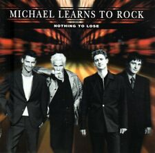 CD Dänemark Michael Learns to Rock MLTR, Nothing To Lose