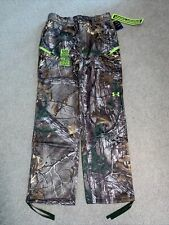 Under Armour Scent Control Armourstretch Pants 1244443 Real Tree Size 2xl