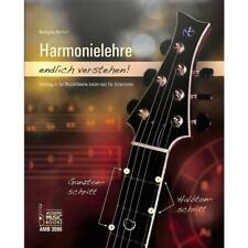 Harmonielehre endlich verstehen : Einführung in die Musiktheorie 3096