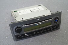 FIAT GRANDE PUNTO ABARTH CD mp3 radio 199 764738031 6