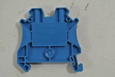 Phoenix Contact Terminal Block Cat: UT4 BLUE LOT OF 3