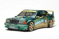 TAMIYA 1/10 RC Car No.638 Mercedes-Benz 190E 2.5-16 EVO.IITT-01 TYPE-E New