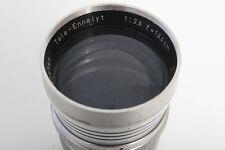 Enna-Werk Tele-Ennalyt 135mm f3.5 Lens paxette Mount 13.5cm