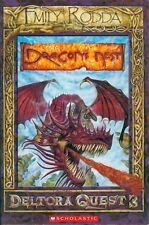 EMILY RODDA - DELTORA QUEST 3  # 1 - DRAGON'S NEST - SC - LIKE NEW COND