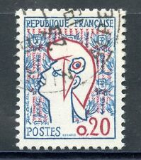 STAMP / TIMBRE FRANCE OBLITERE N° 1282 TYPE MARIANNE DE COCTEAU