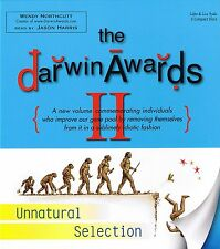 The Darwin Awards Two 3-CD Audiobook - Wendy Northcutt - NEW - FREE SHIPPING