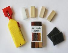 kuvendo Reparaturset 10 Farben Parkett Laminat Möbel