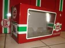 LGB 46653 GREAT NORTHERN CABOOSE EMPTY RED WINDOW BOX WITH INSERTS ONLY NEW!