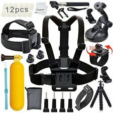 Erligpowht Outdoor Sports Essential Kit sj4000/sj5000 Camera GoPro Hero 4/3+/3/2