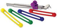Dental Instruments Silicone Ties 6/pk
