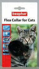 Colliers, médailles et grelots noirs pour chat