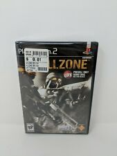 Killzone Playstation 2 PS2 Promo Promotional Circuit City Demo Sealed NEW VTG