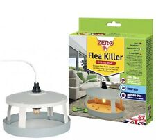 STV ZERO IN FLEA TRAP KILLER FOR THE HOME TRAPS DOG FLEAS KILLS FLEA POISON FREE
