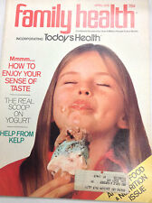 Family Health Magazine Scoop On Yogurt April 1976 052217nonr