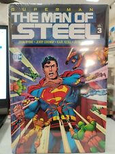 Superman: The Man Of Steel Vol 3 (see picture for collection info)