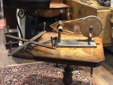 More details for wooden bobbin winder