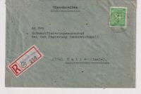 Gemeinsch.Ausg. Mi. 936 EF, Not-R-Hettstedt/Südharz, 15.11.47