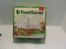 FoodSaver Quick Marinator 2-1/4-Quart Square Canister, T02-0050-01