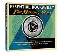 ESSENTIAL ROCKABILLY-THE MERCURY STORY 2 CD NEU