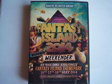 UPRISING- FANTASY ISLAND MAY 2014 WEEKENDER- RAVERS REUNITED ARENA  6 CD PACK