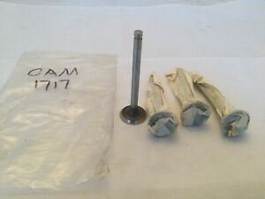Set of 4 Exhaust Valves for MGB. [ Later Models ] CAM1717