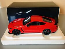 1:18 AUTOART FORD MUSTANG SHELBY GT350R IN RED NEW IN BOX