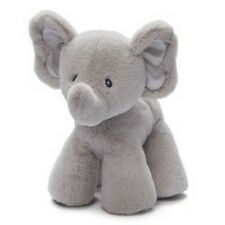 "RETIRED BABY GUND - 7""  BUBBLES ELEPHANT  - GRAY - #4048396 - NWT"