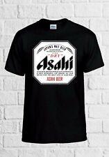 Asahi Super No1 Japanese Beer Drink Gift Men Women Top Unisex T Shirt 2334