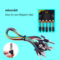 Yahboom Easy-to-use 40cm Alligator Clip Cable for micro:bit Quick Connection DIY