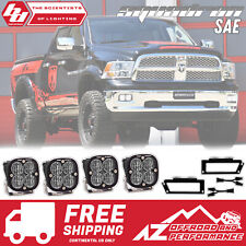 BAJA DESIGNS LED Fog Light Kit For 2009-2012 Dodge Ram 1500