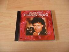 CD Francesco Napoli - The Very Best of - 12 Songs incl. Balla Balla