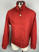 VTG 70s BRIGHT Pacific Trail XL red orange lightweight ricky style jacket