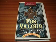 FOR VALOUR THE VICTORIA CROSS COURAGE IN ACTION BY JOHN PERCIVAL 1ST EDITION