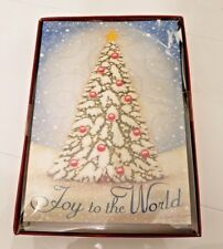 Joy To the World Christmas Cards