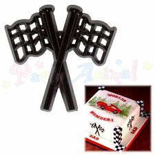 Sugarcraft Patchwork cutters & Embossors - FLAGS - cake decoration cutter