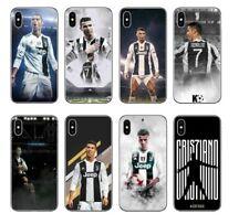 Cristiano Ronaldo CR7 Phone Case iPhone 11 Pro XS Max XR X 8 7 6 Plus 5 Samsung
