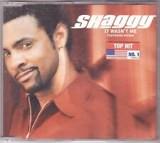 Shaggy feat. Rik Rok - It Wasn't Me (Maxi-CD 2001)