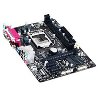GIGABYTE GA-H81M-DS2 For Intel Socket LGA 1150 Micro ATX PC Motherboard DDR3