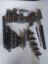 New listing Vintage Machinest Drill Bits Lot (Used)