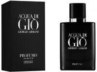 ACQUA DI GIO HOMME PROFUMO - EDP 75ml,125ml - ARMANI - Agua de perfume