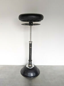 Ritter Rest & Relief Stool // Antique // Vintage Industrial Stool // Steampunk